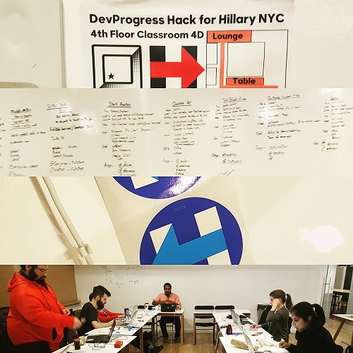 I just spent the last 3 months in Brooklyn NY working as a Software Engineer on the Hillary Clinton 2016 campaign. Here's one thing I've learnt.